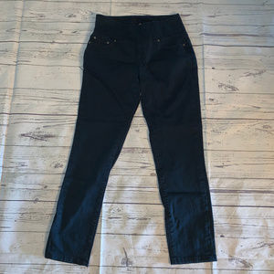 JAG JEANS High Rise Slim Ankle Blue Colored Denim